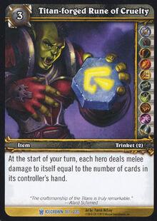 Titan-forged Rune of Cruelty TCG Card.jpg