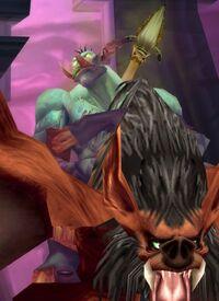 Image of Risen Drakkari Bat Rider