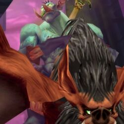 Risen Drakkari Bat Rider