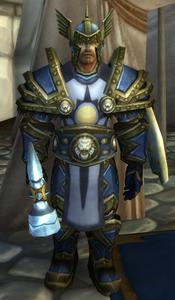 Image of Commander Gregor