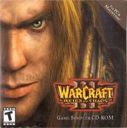 Warcraft III Game Sampler cover.jpg