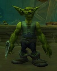 Image of Goblin Woodcarver