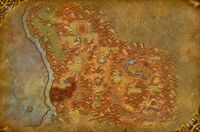 Stonetalon Peak digsite map.jpg