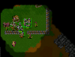 Warcraft2Console PlayStation Screen6.png