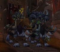Image of Kor'kron Dark Shaman