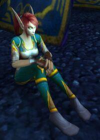 Image of Ranger Valanna