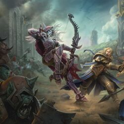 The Battle for Lordaeron