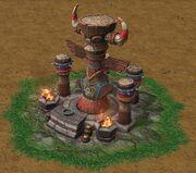 Warcraft III Reforged - Orcish Tauren Totem.jpg