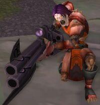 Image of Lieutenant Drex