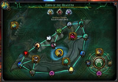 Fists of the Heavens interface.jpg