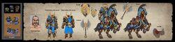 Warcraft III Reforged - Garithos concept art.jpeg