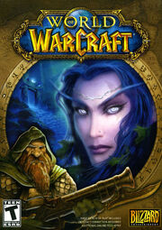 World of Warcraft box cover