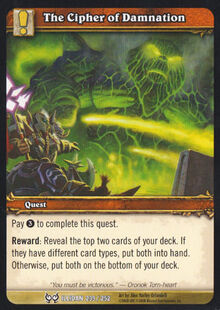 The Cipher of Damnation TCG Card.jpg
