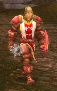 Image of Crimson Bodyguard