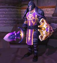Image of Violet Hold Guard