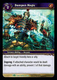 Dampen Magic TCG Card.jpg