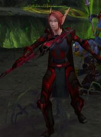 Image of Silvermoon Blood Knight