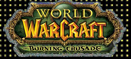 World of Warcraft: The Burning Crusade logo