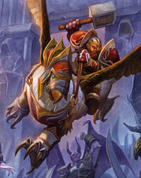 Image of Kurdran Wildhammer