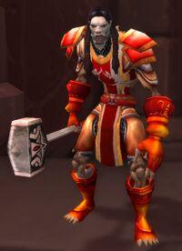 Image of Commander Malor