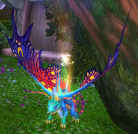 Image of Frantic Faerie Dragon