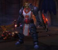 Image of Scarlet Defender