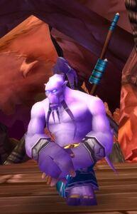 Image of Akoru the Firecaller