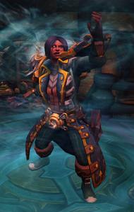 Image of Captain Beamwind