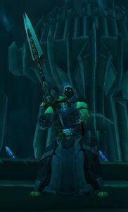 Image of Ebon Blade Defender