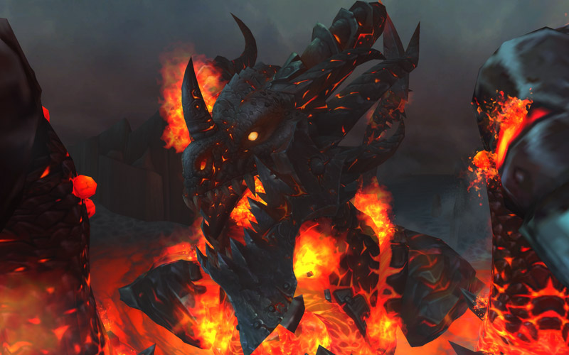 deathwing biography