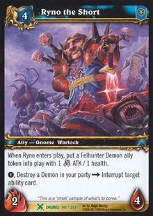 Ryno the Short TCG Card.jpg