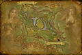 Map of Arathi Basin - Battle for Azeroth