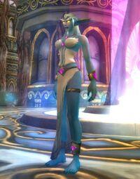 Image of Queen Azshara