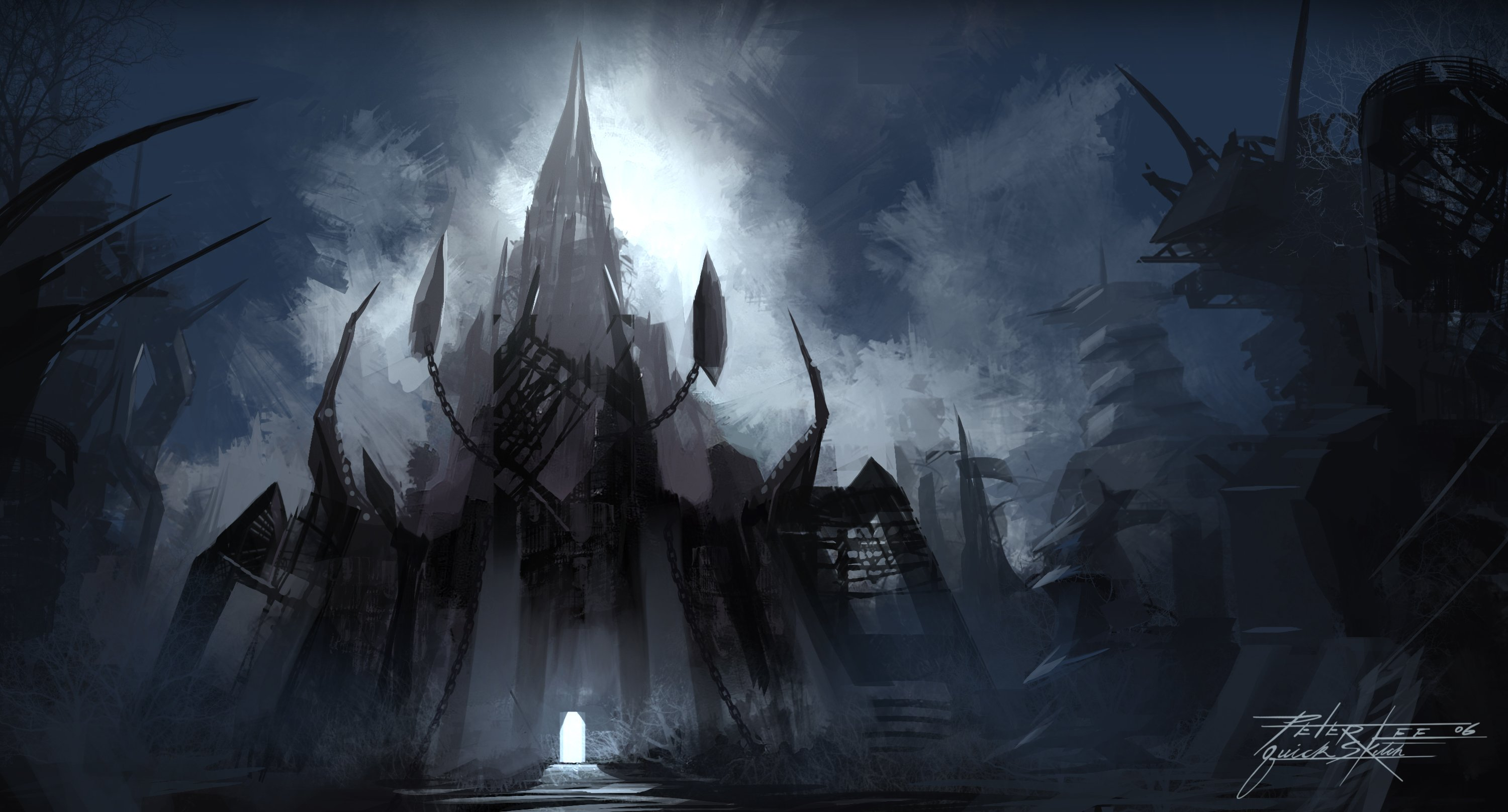Artsy Fartsy Dark Souls Ii Concept Art: Your Wiki Guide To The