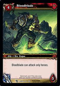 Bloodblade Tarae TCG Card.jpg