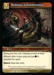 Demonic Contamination TCG Card.jpg