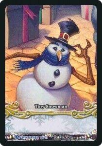 Tiny Snowman (TCG 2012) Card.jpg