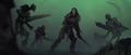 Afterlives - Draka vs traitors.png