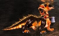 Image of Firemane Scout