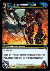 Blademistress Lyss TCG Card.jpg