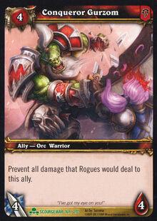 Conqueror Gurzom TCG Card.jpg