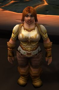 Image of Ironforge Commendation Officer