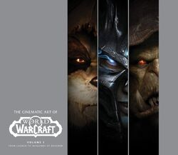The Cinematic Art of World of Warcraft cover.jpg