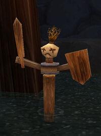 Image of Raider's Training Dummy