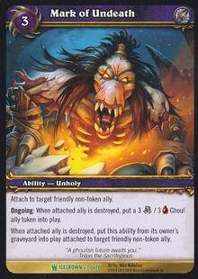 Mark of Undeath TCG Card.jpg