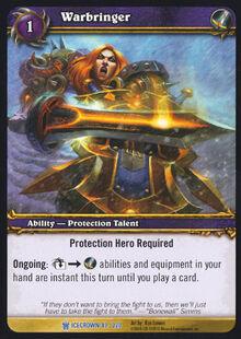 Warbringer TCG Card.jpg
