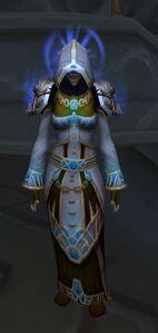Image of Hooded Priestess