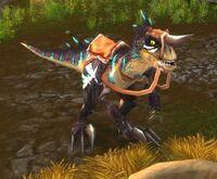 Image of Riding Raptor