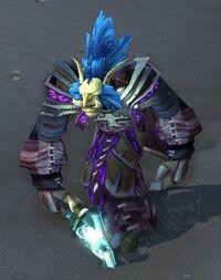 Image of Zandalari Overlord