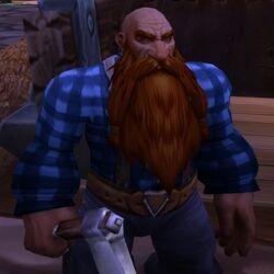 Dalgron Tallbeard